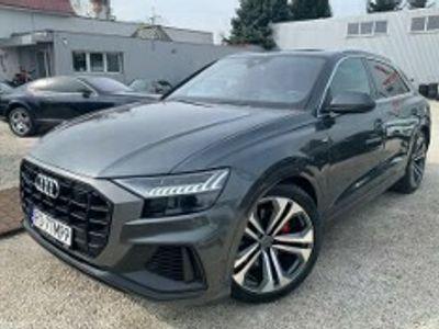 używany Audi Q8 Q850 TDI Quattro 3x S-Line ! Pneumatyka