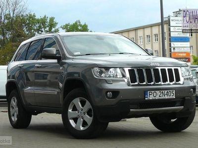 brugt Jeep Grand Cherokee IV [WK2] CRD LIMITED, Salon Polska, Bezwypadkowy, ASO Gwarancja