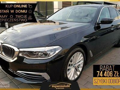 używany BMW 530 SERIA 5 VII (F90) 530 2.0 e xDrive (252KM) |LUXURY LINE| Bezpieczny zakup bez wycho