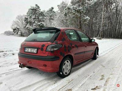 używany Peugeot 206 1.4 16v