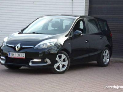 używany Renault Grand Scénic 1.5dm 110KM 2015r. 119 000km