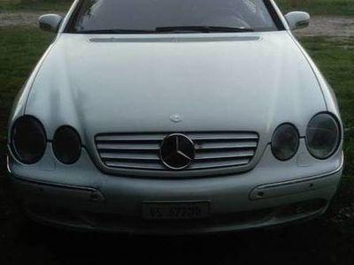 używany Mercedes CL500 W215