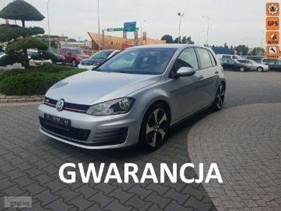 używany VW Golf VII GTI, kamera cofania, automat, stam bdb VII (2012-)