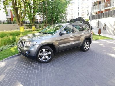 used Jeep Grand Cherokee 3.V6 CRD 2012 Serwis ASO