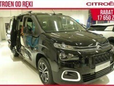 używany Citroën Berlingo II XL 130Km SHINE Automat !! 7 osobowy !! 2020 !!