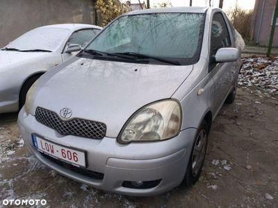 used Toyota Yaris I