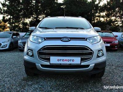 używany Ford Ecosport 1dm 125KM 2017r. 19 265km