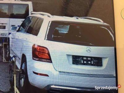 używany Mercedes GLK220 CDI 4matic