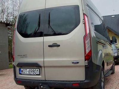 używany Ford Custom Transit