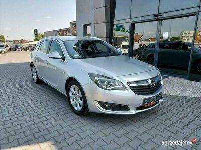 używany Opel Insignia 2dm 170KM 2016r. 212 000km