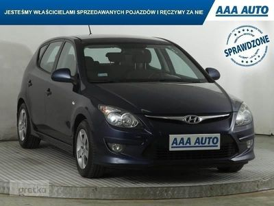 używany Hyundai i30 I Salon Polska, Serwis ASO, GAZ, Klima,ALU