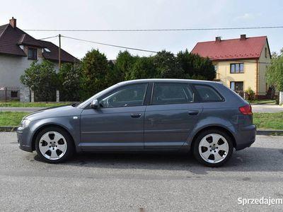 używany Audi A3 Sportback Piękna!