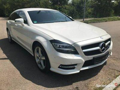 używany Mercedes CLS350 CDI 4Matic AMG