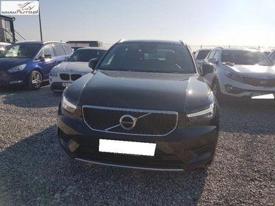 brugt Volvo XC40 XC 40 2dm3 250KM 2018r. 23 259kmT5 AWD Momentum, Automat, Benzyna, 2018 r., FV 23%, Gwaran