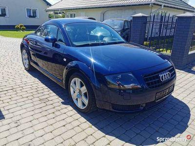 używany Audi TT 1.8 2004