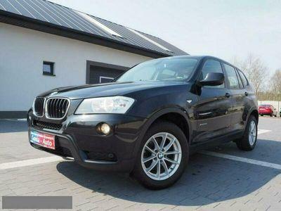używany BMW X3 2dm 184KM 2011r. 186 476km