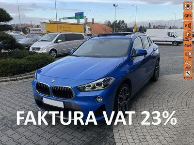 używany BMW X2 M-Pakiet,led,alcantara,el.podgrz.fotel,navi,bluetooth,2.0D,225KM, Żory