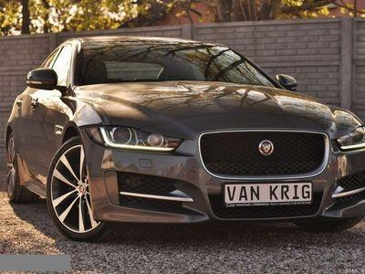 używany Jaguar XE 2dm 180KM 2016r. 147 000km