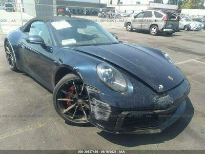 używany Porsche 911 3dm 450KM 2020r. 9 744km