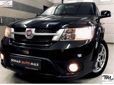"""używany Fiat Freemont 2dm3 170KM 2013r. 93 900km 2.0d 170 PS """"Lounge"""" 7-osobowy"""