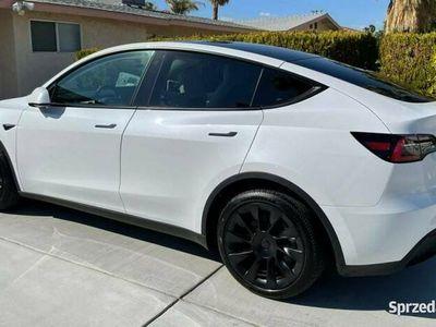 używany Tesla Model Y inny2021 WHITE ELECTRIC 193KM 38KM