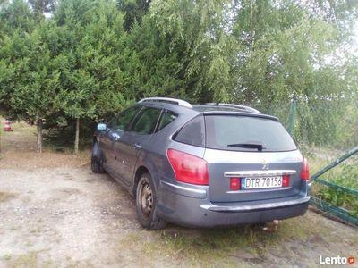 używany Peugeot 407 r.2007 185000km