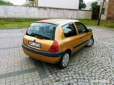 używany Renault Clio II 1.4 8V B/G //wspoma, sekwencja//