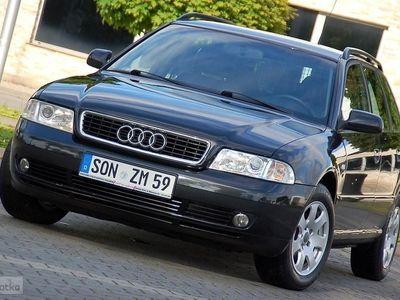 używany Audi A4 A4 II (B6)Avant 1.6 8V 102KM Benzyna, BEZWYPADKOWE,