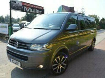 "używany VW Caravelle Multivan VI2.0 TDI-180Km DSG ""Długi"" FULL OPCJA"