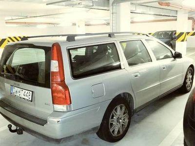 używany Volvo V70 również dla os. niepełnosprawnej