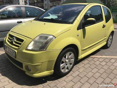 używany Citroën C2 1.4HDI VTR 90KM !!!