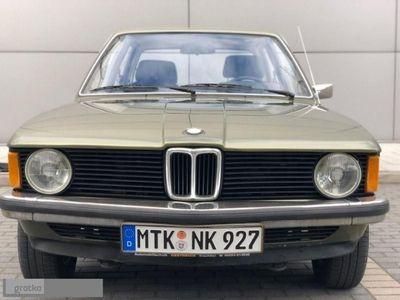 używany BMW 318 SERIA 3 I (E21) Piękny klasyk e21 Rekin