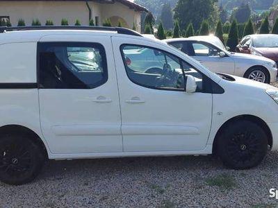 używany Peugeot Partner 1.6 diesel