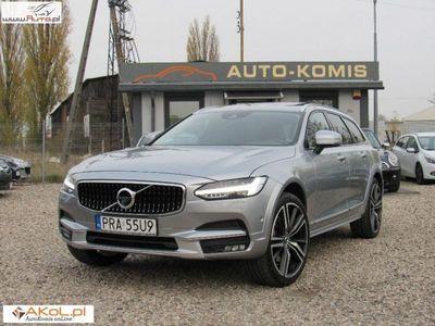 używany Volvo V90 2dm 235KM 2017r. 27 000km