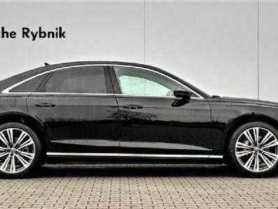 używany Audi A8 IV (D5) Kamera 360,Webasto,Head-up,Domykanie drzwi,B&O, FV23%