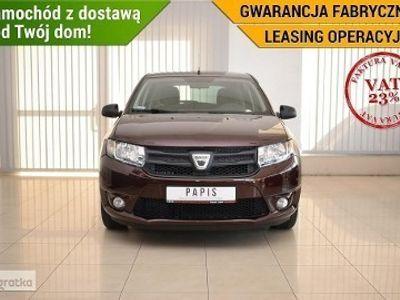 używany Dacia Sandero II VAT23 SalonPL 1Wł ASO Gwar.Fabryczna LPG Klimatyzacja Radio CD PAPIS, Luboń