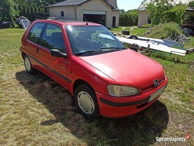 używany Peugeot 106 1.1 sprawny niezgnity