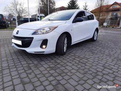 używany Mazda 3 2.0 2.0 150KM MZR SPORT Biała Perła Klimatronic Nav