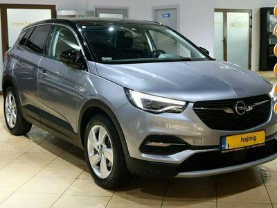 używany Opel Grandland X T Elite S/S automat + Pakiety, Gwarancja x 5, salon PL, fv VAT 23