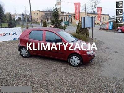 używany Fiat Punto Klima 5 drzwi brak korozji bezwypadkowy ! II (1999-2003)