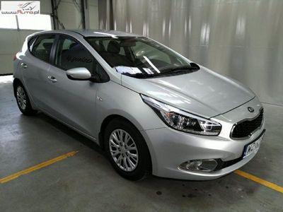 używany Kia cee'd 1.6dm3 110KM 2014r. 158 659km Hatchback 12-15, Cee'd 1.6 CRDi M