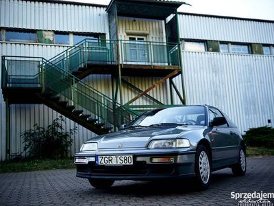 używany Honda CR-X ! oryginał !
