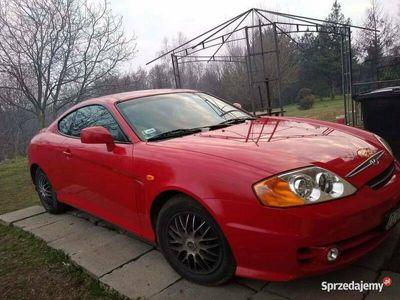 używany Hyundai Coupé 2.0 2004 sprawny