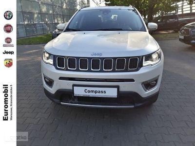 używany Jeep Compass 1.4dm3 170KM 2018r. 1km Limited