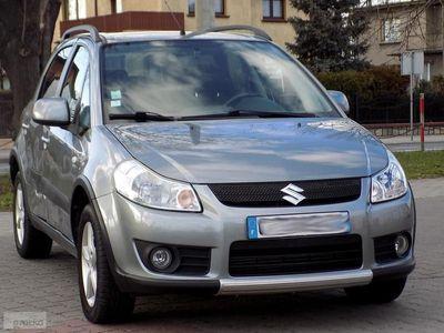 używany Suzuki SX4 I 1.9 DDiS.120KM.klimatronic!4x4.2007!