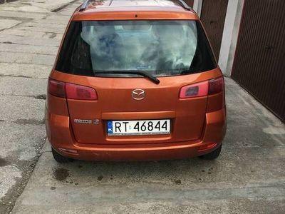 używany Mazda 2 benzyna 1.2