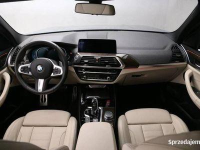 używany BMW X3 3dm 265KM 2019r. 12 950km