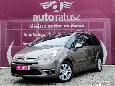 używany Citroën C4 Picasso I 7 osób Exclusive Automat Po dużym serwisie, Warszawa