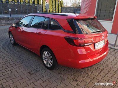 używany Opel Astra 1.6 CDTI Enjoy, wynajem długoterminowy samochodów