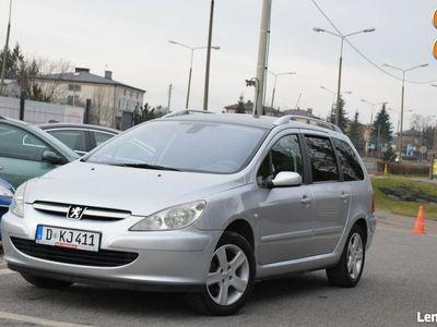 używany Peugeot 307 I 2.0